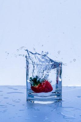 Vandens stikline