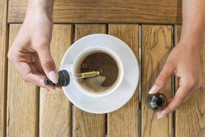 Kanapių aliejus, kanapių arbata, arbata su cbd