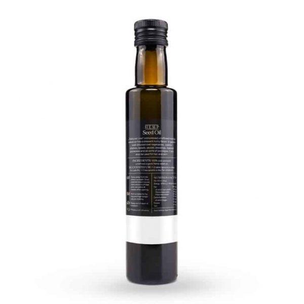 Kanapiu seklu aliejus, Natural Line, CBD-OIL, hemp seed oil