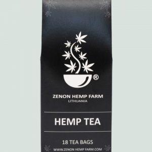 hemp tea 18 bags 1