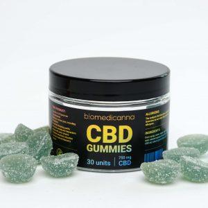 GUminukai with cbd biomedicanna